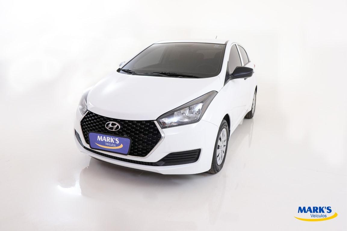 Foto do veículo Hyundai HB20
