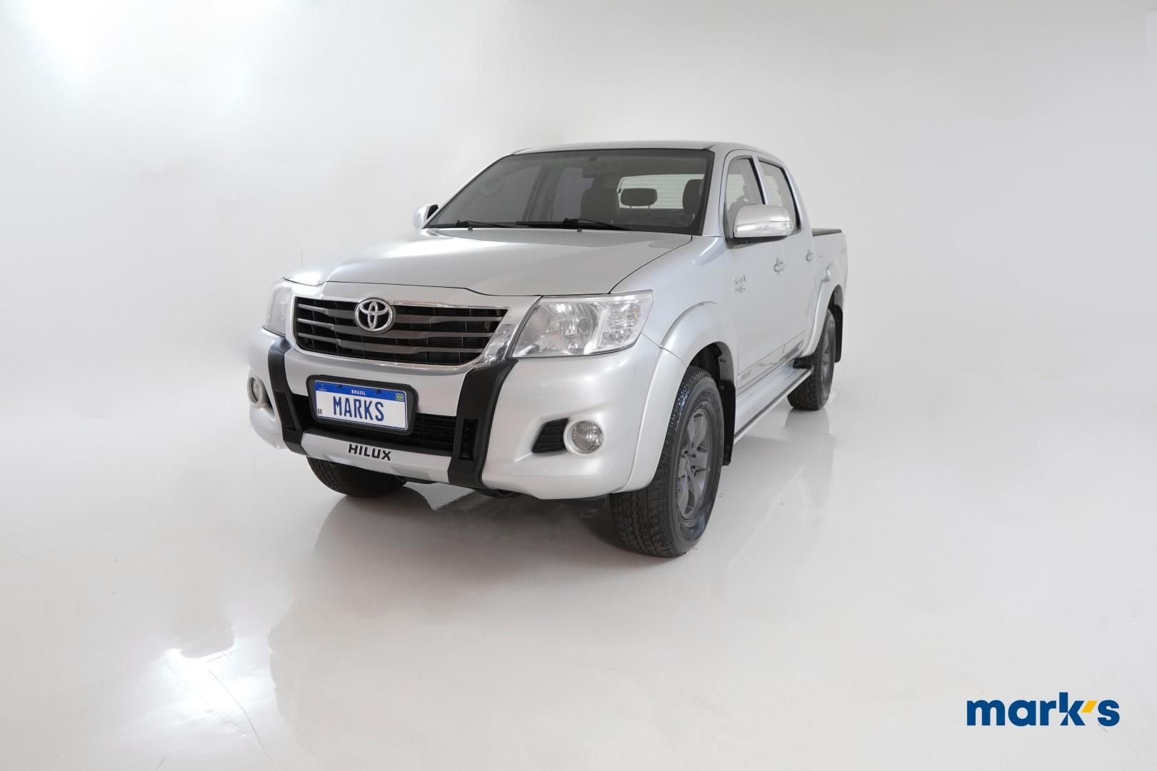 Foto do veículo Toyota Hilux