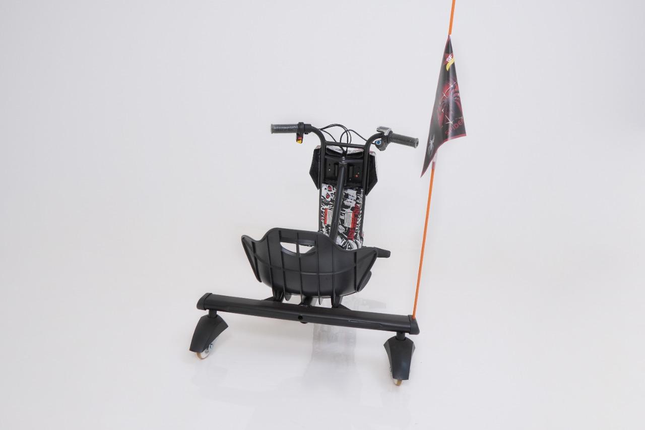 Foto do veículo elétrico Drift Kart