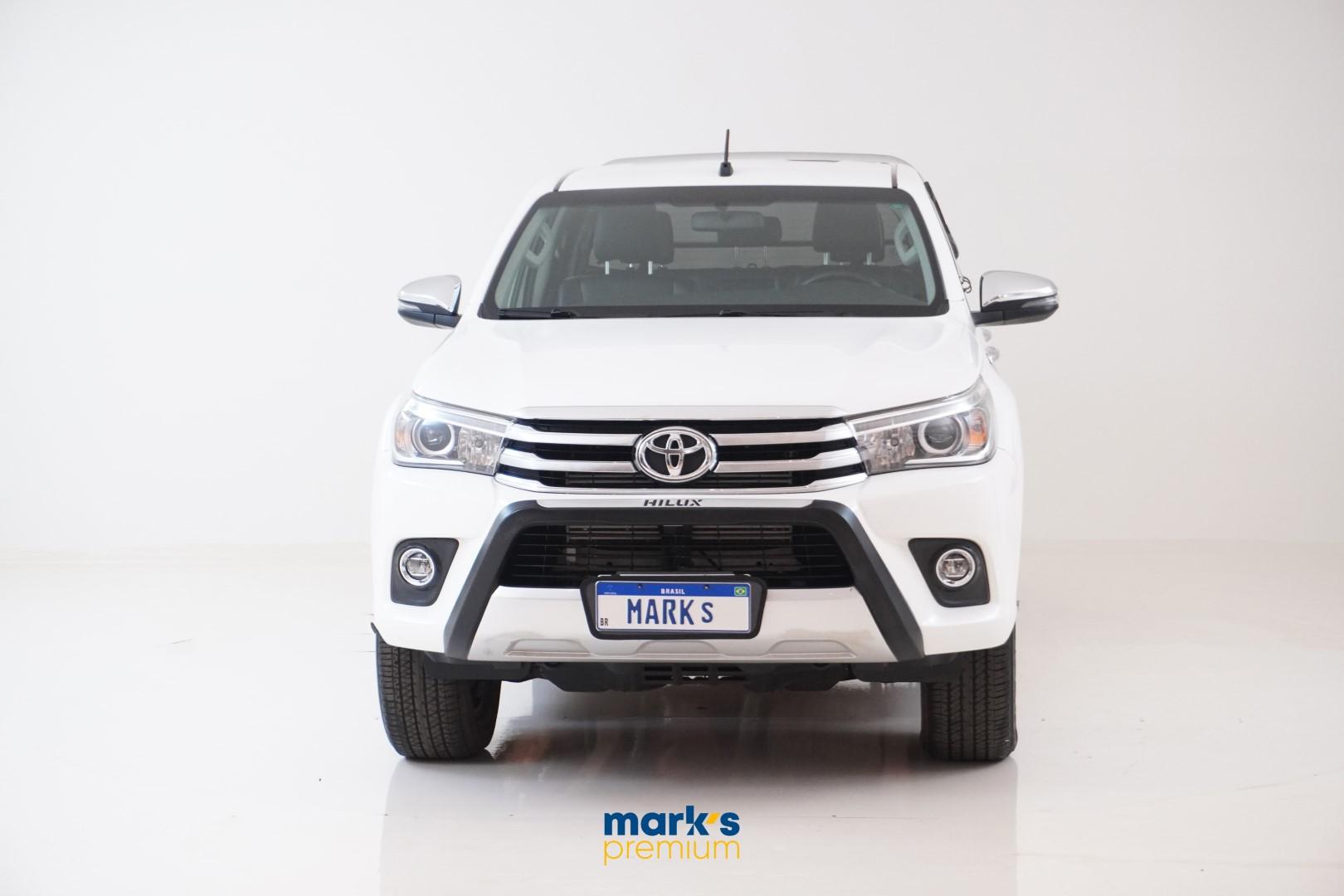 Foto do veículo Toyota Hilux Cabine Dupla