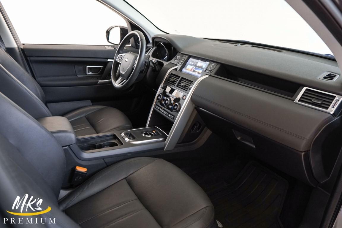 Foto do veículo Land Rover Discovery Sport