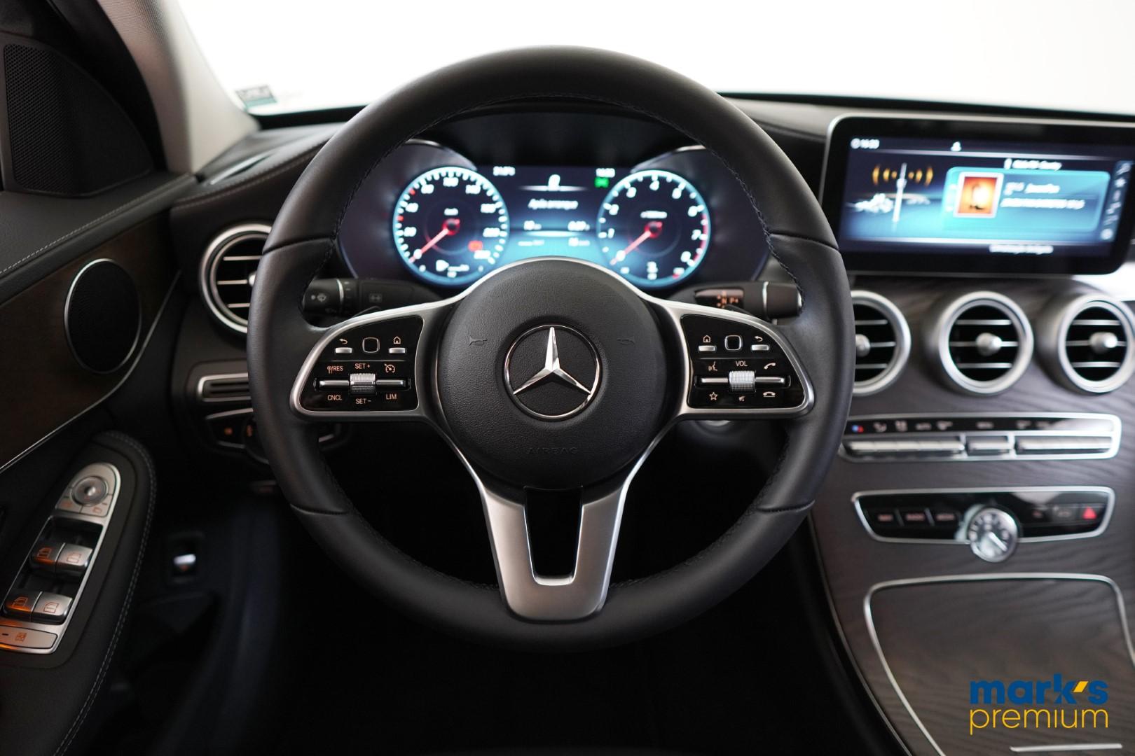 Foto do veículo Mercedes C 180
