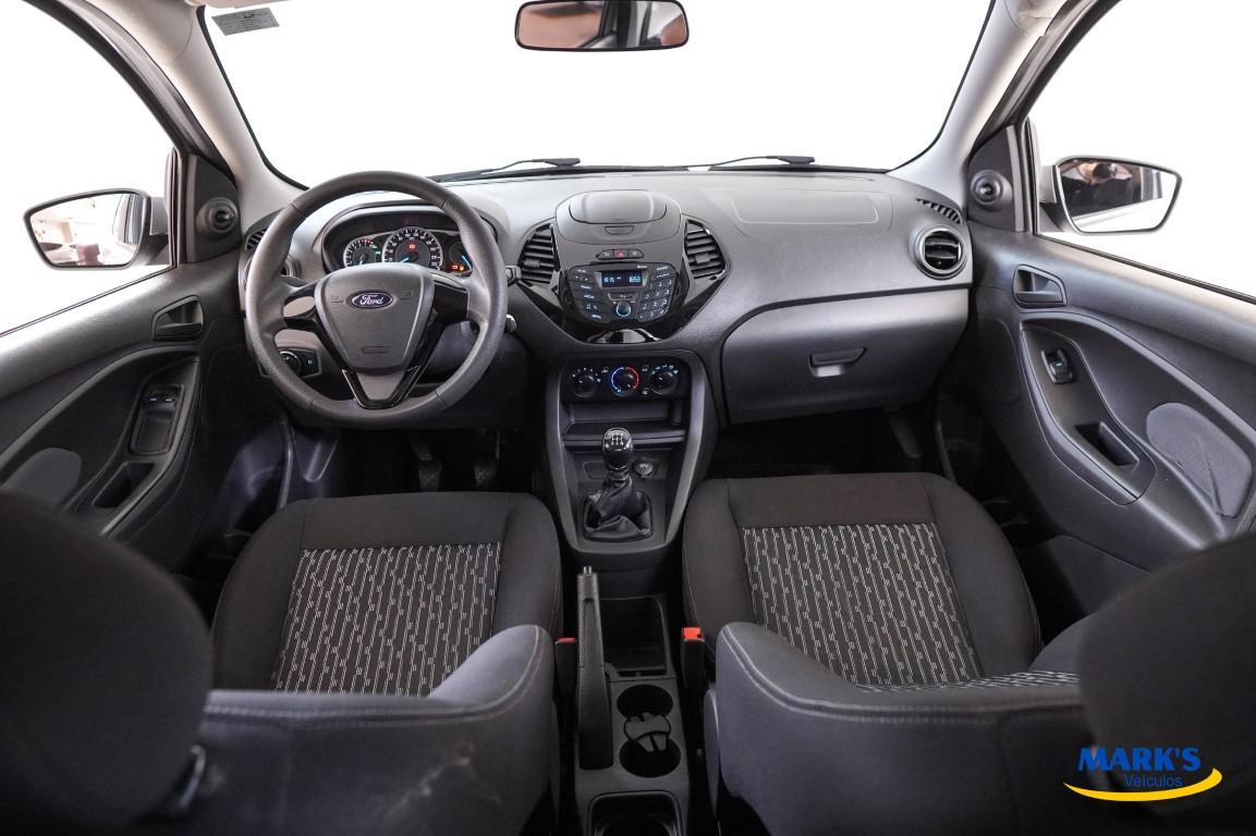 Foto do veículo Ford Ka +